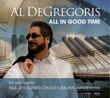 All in Good TIme CD cover