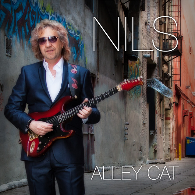 CD cover Alley Cat