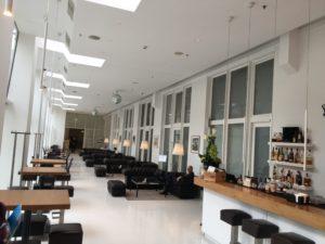 Inside the Ellington Hotel